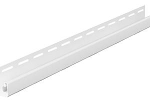 J-планка VOX Unicolor SV-15 3050 мм белый