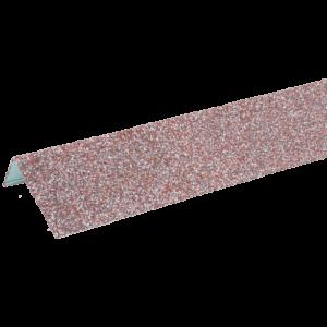 ТЕХНОНИКОЛЬ HAUBERK наличник оконный металлический мраморный