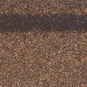 Коньково-карнизная черепица ТЕХНОНИКОЛЬ светло-коричневый