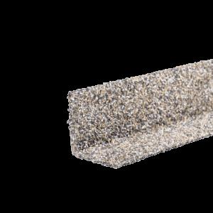 ТЕХНОНИКОЛЬ HAUBERK уголок металлический внутренний, бежевый