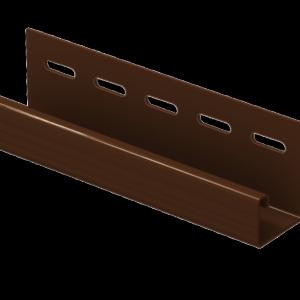 J-планка VOX Unicolor SV-15 3050 коричневый