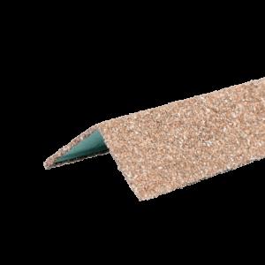 ТЕХНОНИКОЛЬ HAUBERK уголок металлический внешний, античный