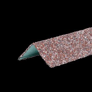 ТЕХНОНИКОЛЬ HAUBERK уголок металлический внешний, мраморный