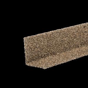 Уголок металлический внутренний ТЕХНОНИКОЛЬ HAUBERK песчаный