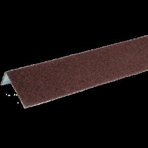 Наличник оконный металлический ТЕХНОНИКОЛЬ HAUBERK обожженный