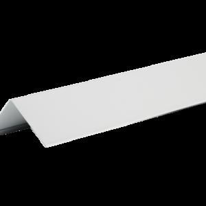 ТЕХНОНИКОЛЬ HAUBERK уголок металлический внешний, полиэстер, RAL 7004 серый