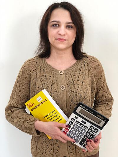 Кашапова Дилюса Ильнуровна
